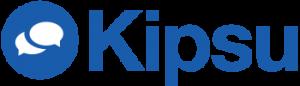 Kipsu Text Messaging and Digital Communication Logo