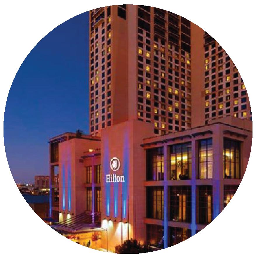 Hilton Austin - Kipsu partner
