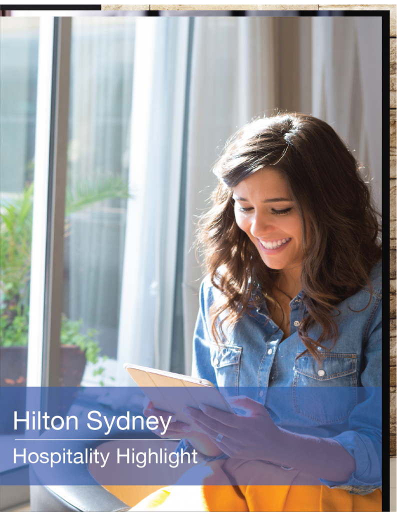 Hilton Sydney Hospitality Highlight